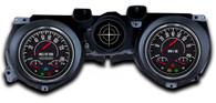71-73 mustang custom aftermarket gauges NVU