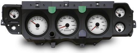 70-72 chevelle lemans grand prix ss custom dash gauges instrument cluster kit aftermarket