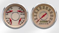 woodward classic old tyme metric kph kmh