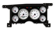 86-93  S-10/15 PERFORMANCE SPEEDO WHT