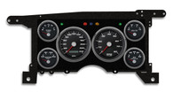86-93 S-10/15 PERFORMANCE PROG SPEEDO BLK 240 KPH