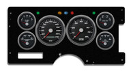 88-94 GM TRUCK F/S  PERFORMANCE PROG SPEEDO BLK 240 kph