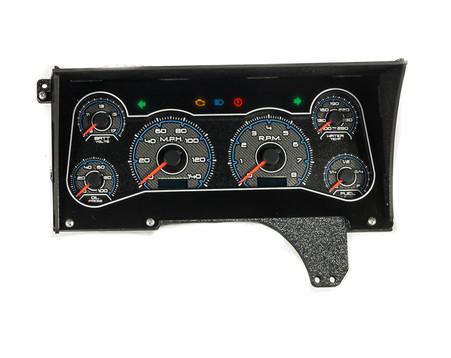 78-87 monte carlo ss custom gauges led