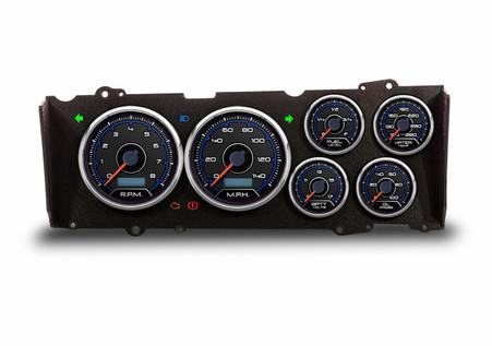 stepper motor LED cutlass supreme gauges aftermarket cluster