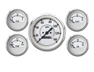 HERITAGE 5 GAUGE KIT MECHANICAL SPEEDOMETER