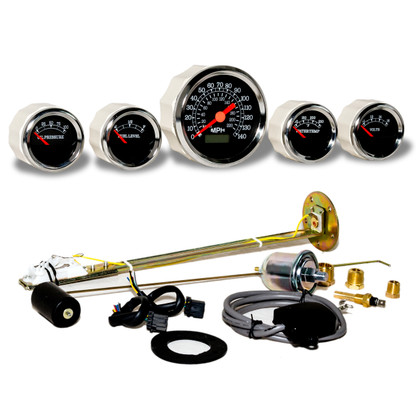 omega kustom veethree gps gauges cheap
