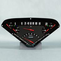 55-59 Chevy truck gauges custom