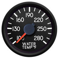 AVIATOR  BLACK WATER TEMP KIT 100-260