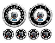 6 GA KIT 4-3/8 SPEEDO AND TACH