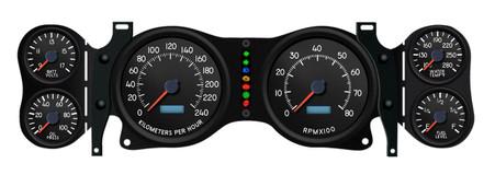 70-78 Camaro custom aftermarket dash gauges cluster