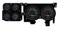 pro-touring gauges cluster dash 73-87 chevy truck c-10