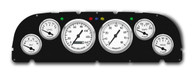 60-63 Chevy truck aftermarket custom gauges NVU