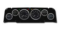 64-66 Chevy truck aftermarket custom gauges NVU