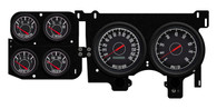 c-10 k15 gauges custom diesel dash