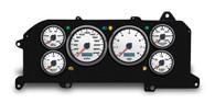 87 93 fox mustang custom aftermarket dash gauge instrument kit