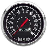 "1967 3-3/8"" MECHANICAL SPEEDOMETER"