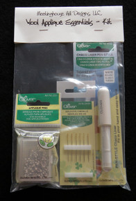 Wool Appliqué Essentials Kit