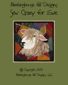 Sew Crazy for Ewe - Pattern