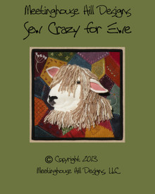 Sew Crazy for Ewe - Kit