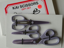 KAI Scissors Set