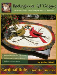 Cardinal Rule - Pattern + Threads