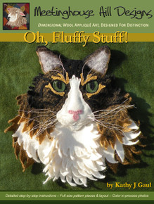 "Cover of ""Oh, Fluffy Stuff!"" pattern."