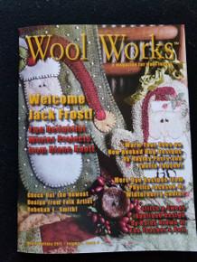 """""""Wool Works"""" Magazine Winter 2017"""