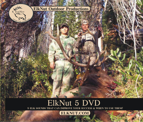 Front cover The ElkNut 5