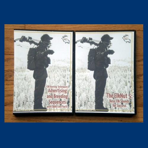 Two New ElkNut DVDs - Pkg1