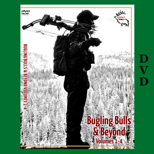 Bugling Bulls and Beyond - Volumes 1, 2, 3, and 4 Video Elk Calling, Hunting Tutorial, Learn Wapiti