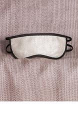 GIFTS: EYEMASK silver linen