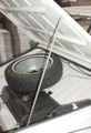 PROP ROD, FRONT HOOD OR REAR ENGINE LID  USED