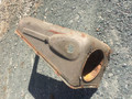 LEFT FRONT FENDER (USED) MILITARY VERY GOOD