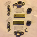 COMPLETE UPPER AND LOWER HOOD  FASTENER KIT