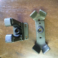 NOS RIFLE GUN MOUNT SET MILITARY