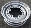 VW THING SILVER 5 LUG WHEEL - 15 X 5.5
