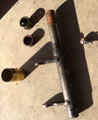 CLUTCH OPERATING SHAFT WITH HARDWARE USED