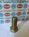 SEAT BELT BOLT NOS VW