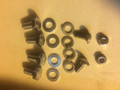 FRONT BUMPER MOUNTING KIT BOLTS AND FINISH SCREWS