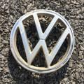 VW EMBLEM EARLY WITH RAISED EDGES