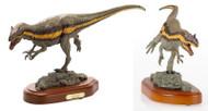 Allosaurus by Michael Trcic
