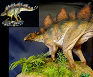 Stegosaurus Resin Kit by Foulkes