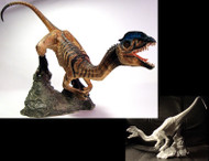Dilophosaurus Resin Kit by Creativebeast