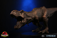 Tyrannosaurus Faux Bronze by Chronicle