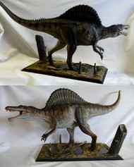 Spinosaurus Resin Kit by Foulkes