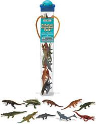 Prehistoric Crocodiles Toob by Safari