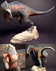 Acrocanthosaurus (version 1) Resin Kit by Creativebeast