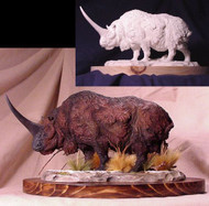 Elasmotherium Resin Kit by Paleocraft