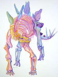 Stegosaurus by Lewis
