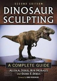 """""""Dinosaur Sculpting"""" by Allen & Diane Debus, Bob Morales"""